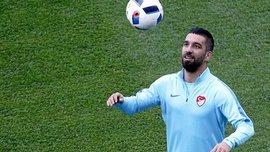 Туран впервые после Евро-2016 вызван в сборную Турции