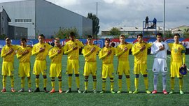 Сборная Украины U-16 сыграет 2 матча против ровесников из Италии