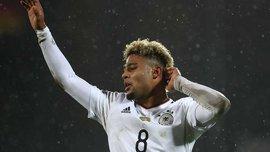 """Гнабри заговорил о переходе в """"Баварию"""" после хет-трика в первом матче за Германию"""