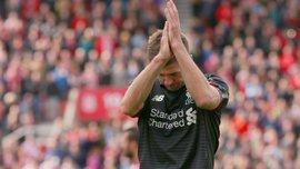 """""""Играть с тобой – это большая честь"""". Игроки """"Ливерпуля"""" отреагировали на заявление Джеррарда о завершении карьеры"""