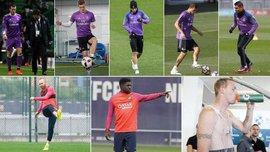 """""""Барселона"""" –  """"Реал"""": У Зидана огромные кадровые потери, Энрике рискует потерять Неймара"""