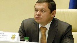 Виталий Борт переизбран президентом Детско-юношеской футбольной лиги Украины