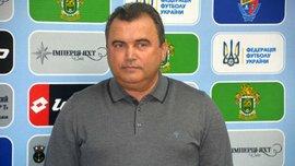 """Евтушенко рассказал о слабых местах """"Черкасского Днепра"""" и что надо делать для попадания в УПЛ"""