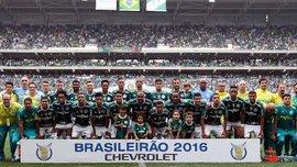 """""""Палмейрас"""" стал 9-кратным чемпионом Бразилии"""