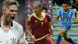 ФІФА визначила трійку претендентів на премію Пушкаша-2016