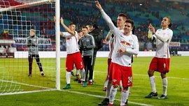 """РБ """"Лейпциг"""" продолжил уникальный рекорд и превзошел сенсационного чемпиона Германии"""