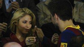 """""""Барселона"""" – """"Реал"""": Как Шакира эмоционально наблюдала за """"Эль Класико"""""""