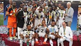 Чемпионат ДР Конго приостановили из-за политической ситуации в стране