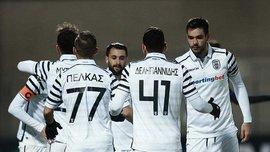Шахов голом помог ПАОКу одержать победу в Кубке Греции