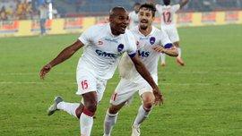 Малуда признан героем чемпионата Индии