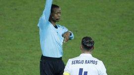 Арбитр финала клубного чемпионата мира объяснил, почему не удалил Рамоса в скандальном эпизоде