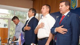 Федерация футбола Крыма представила новый логотип