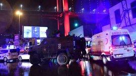 """Туран, """"Бешикташ"""", """"Фенербахче"""" прокоментували теракт у нічному клубі Стамбула в новорічну ніч"""