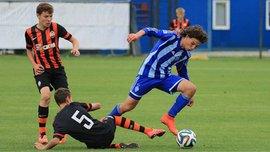 Футболисты детско-юношеской лиги Украины начали получать компенсации за травмы