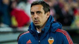 """Гари Невилл – худший тренер, которого я когда-либо видел, – экс-президент """"Валенсии"""""""