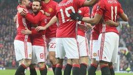 """МЮ розбив """"Редінг"""" та пробився в 1/16 Кубка Англії"""