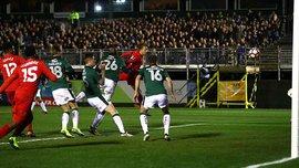 """Кубок Англии: """"Ливерпуль"""" вырвал победу у 4-лигового клуба, """"Ньюкасл"""" также пробился в 1/16"""