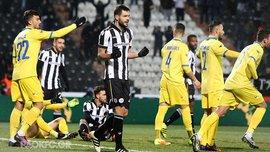 Шахов забил гол за ПАОК в Кубке Греции – как это было