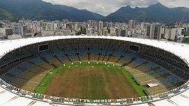 """Стадион """"Маракана"""" остался без электроэнергии из-за долгов"""