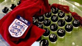 Результати жеребкування 1/8 Кубка Англії