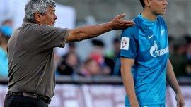 """Луческу призначив нового капітана в """"Зеніті"""", щоб було легше сперечатися з суддями"""