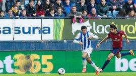 """""""Реал Сосьєдад"""" – """"Осасуна"""" – 3:2. Відео голів і огляд матчу"""