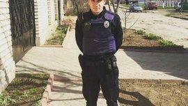 """Екс-""""динамівець"""" Кушніров став лейтенантом поліції"""