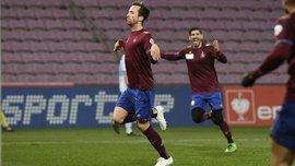 """Хавбек """"Серветта"""" забив приголомшливий гол, який може претендувати на премію Пушкаша"""