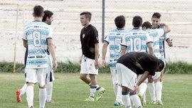 Аргентинский клуб поместил на свою форму 50 спонсорских логотипов