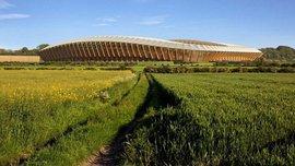 """""""Форест Грін Роверс"""" збудує перший в світі стадіон виключно з дерева"""