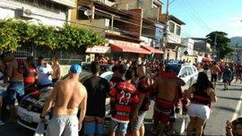 """Масова бійка фанатів """"Ботафого"""" і """"Фламенго"""" з поліцією призвела до смерті людини"""