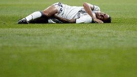 """Даніло показав жахливе пошкодження ноги, отримане в матчі з """"Осасуною"""""""