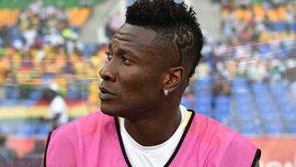 Асамоа Г'ян і ще 40 футболістів покарані за зачіски в ОАЕ