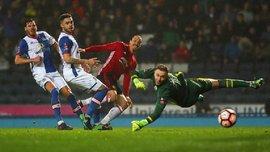 """""""Блекберн"""" – """"Манчестер Юнайтед"""" – 1:2. Відео голів та огляд матчу"""
