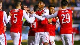 """""""Саттон Юнайтед"""" – """"Арсенал"""" – 0:2. Відео голів і огляд матчу"""