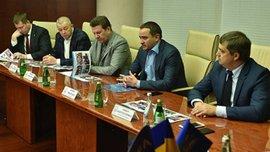 УЕФА и ФФУ обсудили развитие крымского футбола – в Херсоне состоится Кубок Крыма