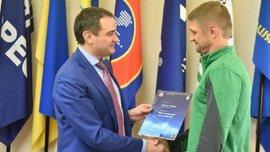 Официально: Езерский – главный тренер сборной Украины U-19