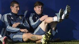 """Месси хочет, чтобы """"Барселона"""" подписала Ди Марию, – СМИ"""