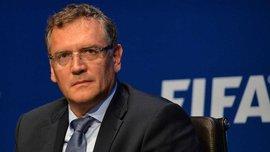 Колишній генсек ФІФА Жером Вальке хоче скасувати у Лозанні відсторонення від футболу на 10 років