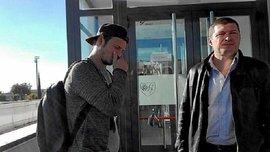 """Фанати """"Санкт-Паулі"""" продемонстрували образливий банер на адресу Зозулі"""
