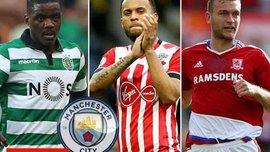 """The Sun: """"Манчестер Сити"""" летом планирует потратить 115 миллионов фунтов на 3-х игроков"""
