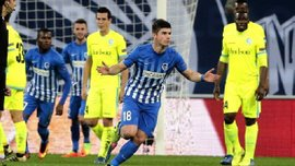 Малиновский и Мхитарян попали в команду недели Лиги Европы