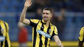 """Защитник """"Витесса"""" Кресвейк забил первый гол в карьере в 32 года и прервал рекордную """"сухую"""" серию"""