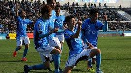 Миура забил победный гол в 50 лет