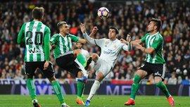 """Себальос: Судья признал, что контакт был – он побоялся удалить игрока """"Реала"""" на 20-й минуте"""