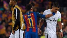 UOL Sport: Неймар извинился перед бразильскими игроками ПСЖ
