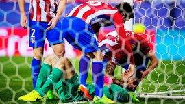 """""""Атлетіко"""" – """"Байєр"""" – 0:0. Відеоогляд матчу"""