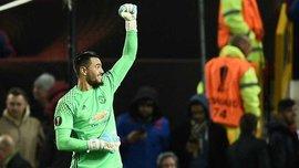 УЕФА назвал символическую сборную недели Лиги Европы