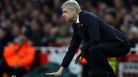 """""""Wenger Out"""" або """"Ми віримо Арсену"""". Фанати """"Арсенала"""" влаштували війну перед матчем проти """"Вест Бромвіча"""""""