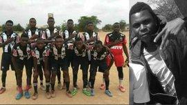 Крокодил вбив футболіста у Мозамбіку